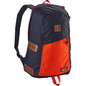Patagonia Ironwood Daypack 20l Navy Blue W/Paintbrush Red